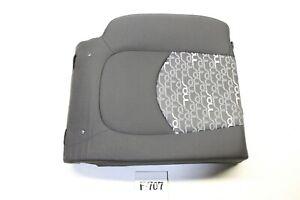 NEW OEM UPPER SEAT CUSHION CLOTH REAR SOUL BLACK 2010 2011 RH 89400-2K030AKZ