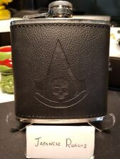Assassin's Assassins Creed IV Black Flag Hip Flask replica