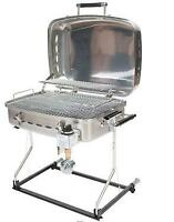 Faulkner 51323  Gas Grill Stainless Grill Propane