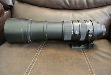 Sigma 150-500mm F/5-6.3 APO DG OS HSM Auto Focus Lens For Nikon