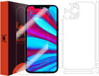 Skinomi Clear Full Body Skin Protector for Apple iPhone 12 Pro Max [6.7 inch]