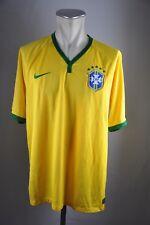 Brasilien Trikot Gr. XL Nike Jersey 2014 Home Brazil maglia CBF