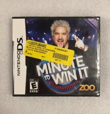 Nintendo Wii : Minute To Win It VideoGames