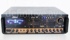 1120W PRO. POWERED MIXER AMPLIFIER guitar, karaoke, dj