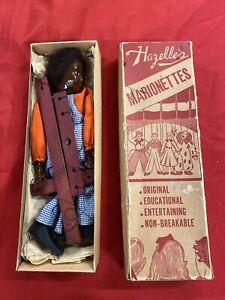 Hazelle's Marionette Puppet Sambo #807