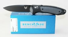 Benchmade Boost 590BK S30V Plain Edge Axis Lock Assisted Opening Pocket Knife