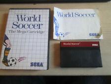 Football Sega Master System Video Games