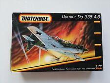 Kit di montaggio Matchbox 1/72 40135 Dornier DO 335 A-6 RARO