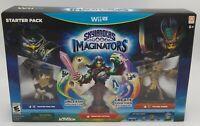 NEW Skylanders Imaginators: Starter Pack (Nintendo Wii U, 2016) SEALED