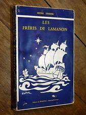H. Teissier - Les Frères de Lamanon 1960 Salon-de-Provence EXPÉDITION LA PÉROUSE