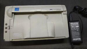 Scanner veloce x documenti Canon DR-2580C M11052 USB imageFORMULA 24 bit Duplex