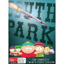 South Park - Season 21 DVD