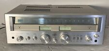 Vintage Sansui G-4500 Pure Power Stereo ReceiverJapan Silver Face
