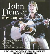 John Denver A Best Greatest Hits Collection RARE 2004 2CD Country Folk Americana