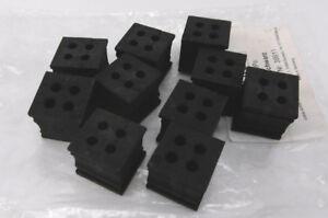 10 Stück icotek Kabeldurchführung KT 4/4 schwarz | 39911