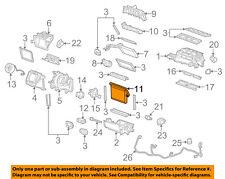 Chevrolet GM OEM 10-15 Camaro-A/C AC Evaporator Core 92229744