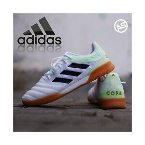 adidas Copa Sala Football Trainers Indoor Court Futsal White Size 11,12 Mens NEW