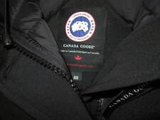 NWT - LADIES CANADA GOOSE CAMROSE PARKA - BLACK -SIZE: MEDIUM - #4077L   $595.00
