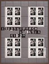 Canada Stamps -Full Pane of 16 -Art Canada: Yousuf Karsh #2270 -MNH