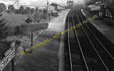 Crawford Railway Station Photo. Elvanfoot - Abington. Beattock to Lamington. (1)