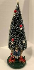 New ListingByers Choice Large Christmas Tree With The Nutcracker With Holiday Toy Train