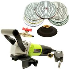 Quickt Concrete Countertop Wet Polisher Variable Speed Kit