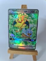Pikachu and Kuriboh Proxy Custom Pokemon Card in Holo Yugioh