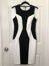 Calvin Klein Color block Sleeveless Sheath Dress. Size 6. **NWT**