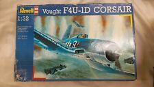 Revell 1:32 Vought F4U-1D CORSAIR Fighter Model Kit #04781 *SEALED IN BAG*