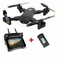 Cooligg S169 Drone Selfie FPV WIFI HD Camera Foldable Aircraft Quadcopter Toys