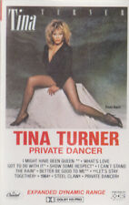 Private Dancer by Tina Turner Cassette