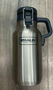 Stanley Uline Stainless Steel 32oz Half Growler Cold Canteen Flask Beer