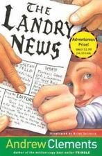 The Landry News by Andrew Clements 2005 Paperback Buy2BooksGet1Free