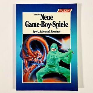 ©1992 Falken NEUE GAME BOY SPIELE dt Final Fantasy/Dynablaster/Probotector/Burai