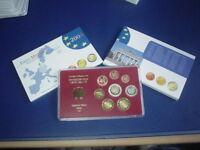 BRD KMS 2004 PP, A,D,F,G,J komplett , Kursmünzensatz