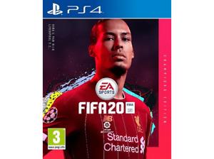 PS4 FIFA 20: Champions Edition