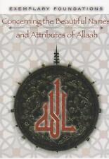 Concerning Beautiful Names and Attributes of Allah(M.Ibn Saalih Al-'Uthaymeen