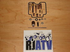 Suzuki Z400 2003-2008 Carb Rebuild Kit Repair LT-Z400