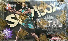 1998-99 Metal Universe Basketball Factory Sealed Hobby Box, PMG Michael Jordan?