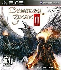 Dungeon Siege III - Playstation 3, Excellent Playstation 3, PlayStation 3 Video