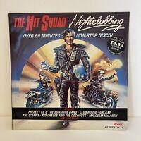 The Hit Squad Nightclubbing Disco Complation Original LP Album Record Vinyl