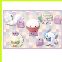 Pokemon Metamon Ditto Figure Vol.6 all 5 set complete Vulpix Transform Japan 6