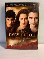 The Twilight Saga: New Moon (DVD, 2010, Canadian)