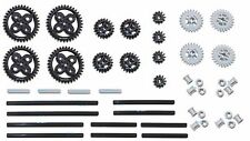 LEGO 46pc gear axle SET Technic (Mindstorms nxt lot motor power functions) bevel