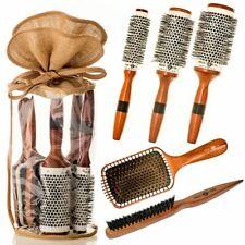 Head Jog Ceramic Wood Brush Set x5 Brushes