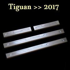 Seuil de porte LUXE externe NOUVEAU TIGUAN (Accessoire protection entrée barre)