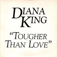 Diana King CD Tougher Than Love - Promo - Europe