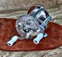 Vintage PFLUEGER SUMMIT 1993L Fishing Reel NEAR-MINT CLEANED & POLISHED W/ BAG