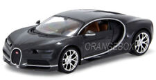 BUGATTI CHIRON 1/24 Die Cast Model Car Metal Models Cars Miniature Grey