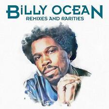 BILLY OCEAN - REMIXES AND RARITIES 2019 2CD EXTENDED MIXES !